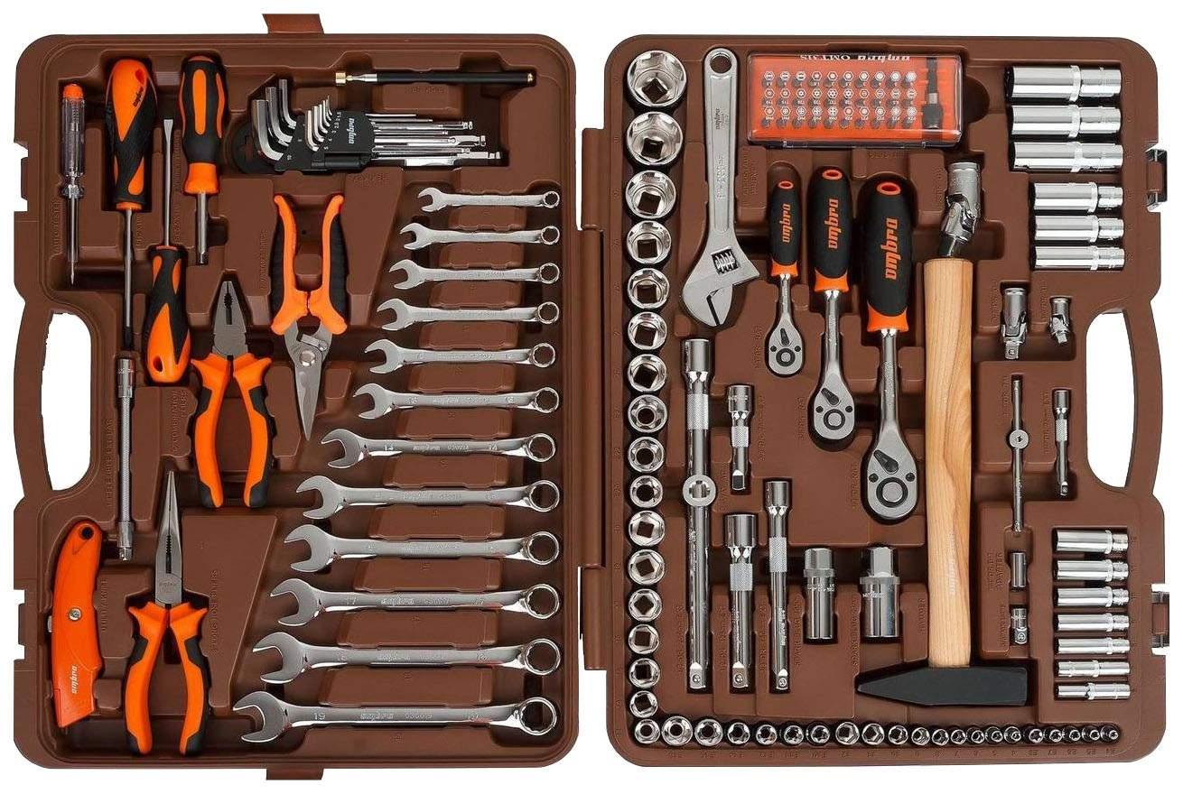 Набор инструмента для авто ombra omt131s
