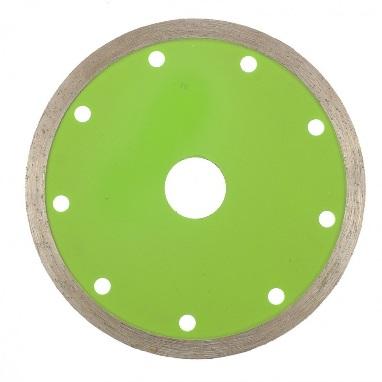 Алмазный диск: сплошной или цельный
