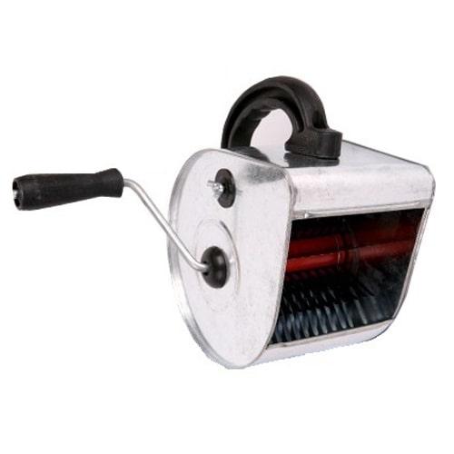 Ручная шарманка: вид штукатурных инструментов