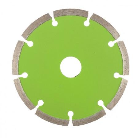 Алмазный диск: сегментный