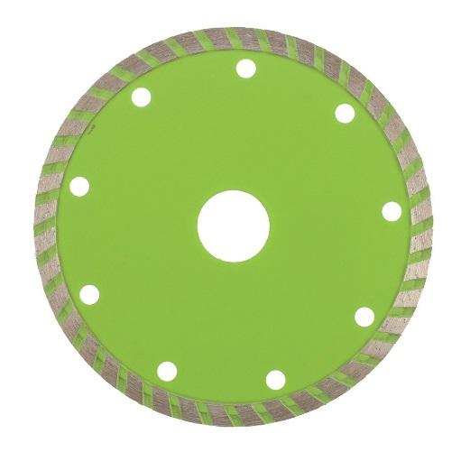 Алмазный диск: турбодиск