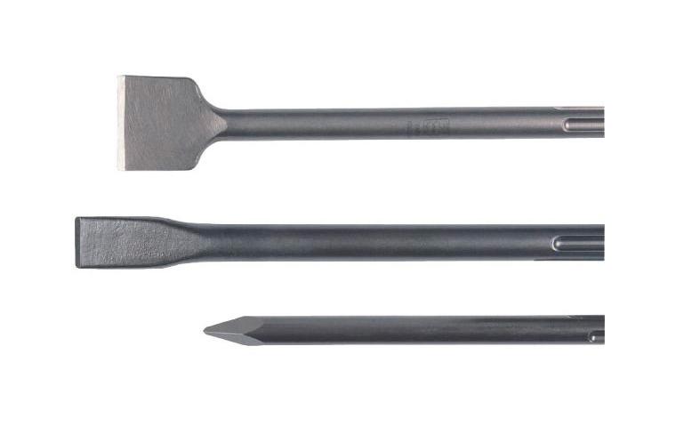 Лопатка: плоская широкая, плоская узкая и пика