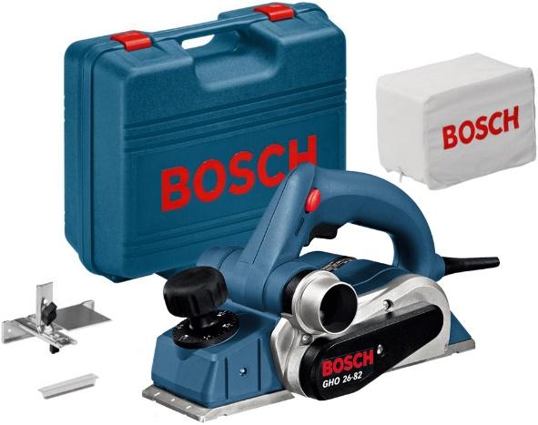Электрорубанок- bosch gho 26 82 d professional
