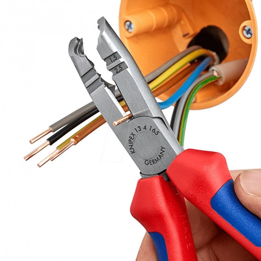 Инструменты для очистки проводов от изоляции