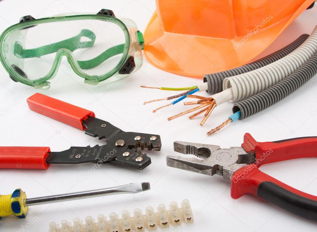 инструменты для соединения проводов