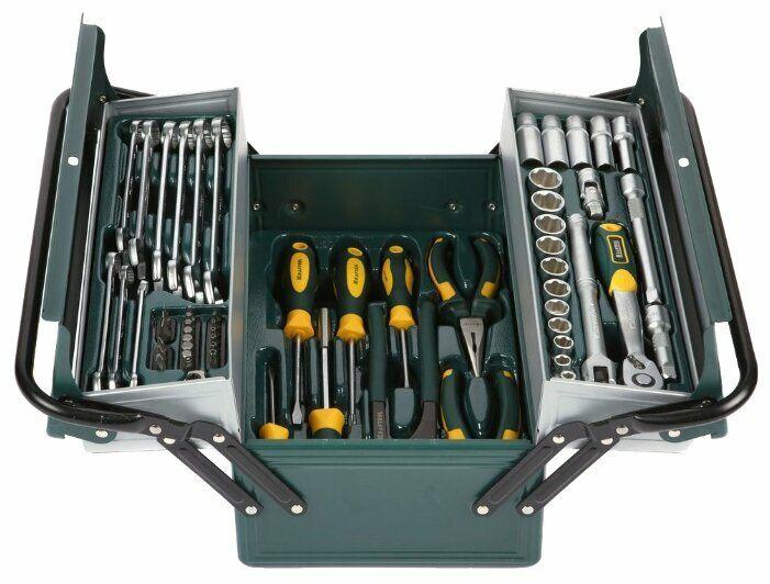 Набор инструментов для дома:kraftool27978 h131