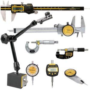 Слесарные контрольно измерительные инструменты повышенной точности